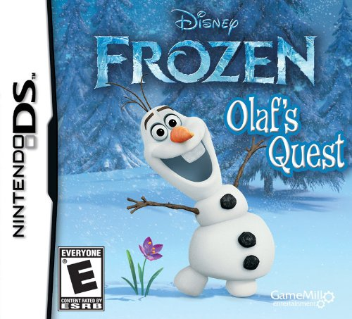 Frozen: Olaf's Quest - Nintendo DS (Nintendo Ds Toddler)