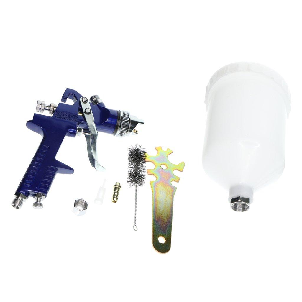 Homyl H827 600ML HVLP Spray Gun Air Spray Paint For Car Auto Repair Tool - 1.4mm by Homyl (Image #8)