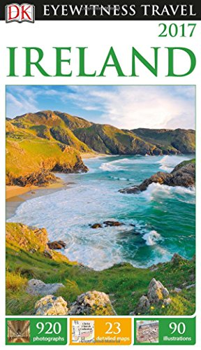 DK Eyewitness Travel Guide Ireland cover
