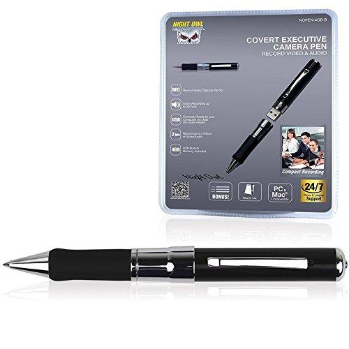 Night Owl nopen-4gb-b vigilancia cámara - Color - 640 x 480 - USB - nopen-4gb-b: Amazon.es: Oficina y papelería