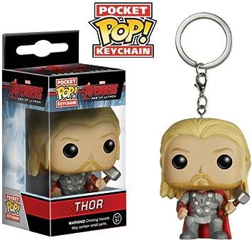 Funko Pocket POP Keychain: Marvel - Avengers 2 - Thor Action Figure