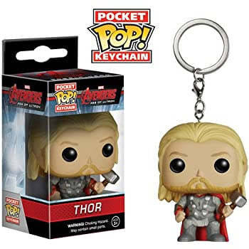 Amazon.com: Funko POP Keychain: Skyrim - Dovahkiin Figure ...