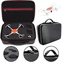 Carrying Case for Xiaomi MITU Drone, Rucan Shoulder Protector Handheld Waterproof Suitcase Bag Case