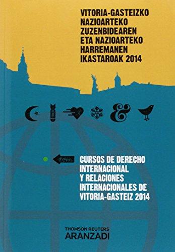 Descargar Libro Curso De Derecho Internacional Y Relaciones Internacionales De Vitoria-gasteiz 2 Aa.vv