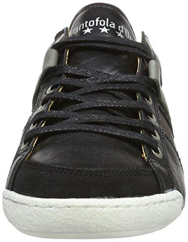 Pantofola d'Oro Savio Romagna Uomo Low - Zapatillas de casa Hombre Schwarz (Black)