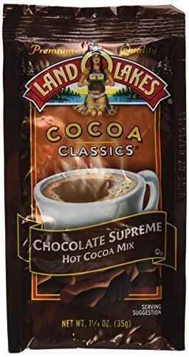 Which is the best hot chocolate packets land o lakes?