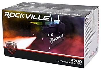 Rockville R700 Fogsmoke Machine Wremote Quick Heatup, Thick Fog! 8