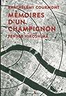 Mémoires d'un champignon : Penser Hiroshima par Courmont