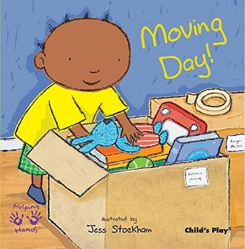 (Moving Day! (Helping Hands Series))