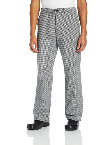 Dickies Men's The Professional Chef Pant, Houndstooth XX-Large