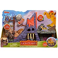 Disney Junior The Lion Guard Hyena's Hideout Playset