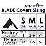Athletico Ice Skate Blade Covers - Guards for