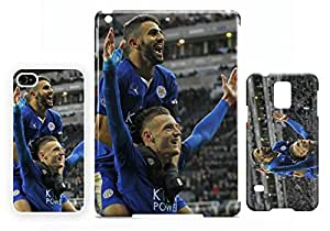 Vardy Mahrez Leicester iPhone 6 PLUS / 6S PLUS Fundas del teléfono móvil de calidad