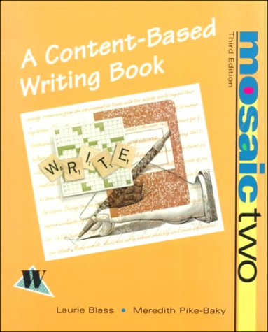 Mosaic Two: A Writing Process Book