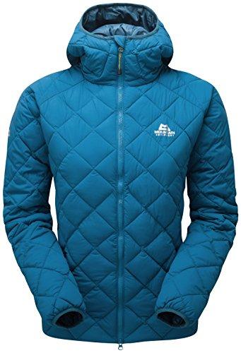 Mountain Equipment Fuse Jacket - Women's Lagoon Blue 12