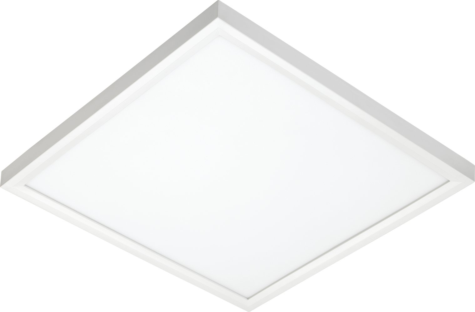 Juno Lighting Jsfsq 14IN 18LM 30K 90CRI Mvolt ZT WH Interior Lights, 14 inch-Square, White