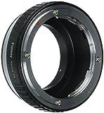 Fotasy Konica Hexanon AR lens to Fujifilm X-Mount Camera X-Pro1 X-Pro2 X-E1 X-E2 X-E2S X-M1 X-A1 X-A2 X-A3 X-A10 X-M1 X-T1 X-T2 X-T10 X-T20 Adapter