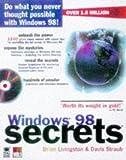 Windows 98 Secrets, Brian Livingston and IDG Books Staff, 0764531867