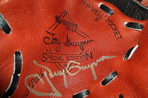 Tony Gwynn Signed Auto Baseball Glove ball Rawlings personal model HOF - PSA/DNA Certified - Autographed MLB Gloves