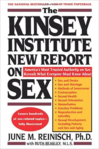 Institute kinsey know literate must new report sex sexually
