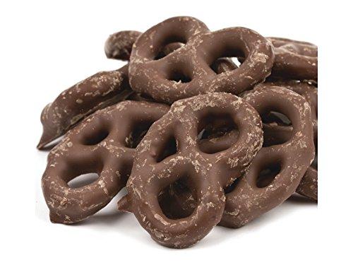 - Chocolate Coated Mini Pretzels - One Pound - Pa Dutch Shoppes