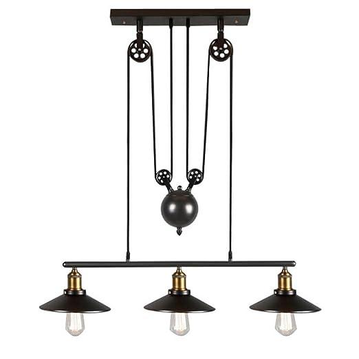 Creativos Modern industriales - Lámpara de techo, motent ...
