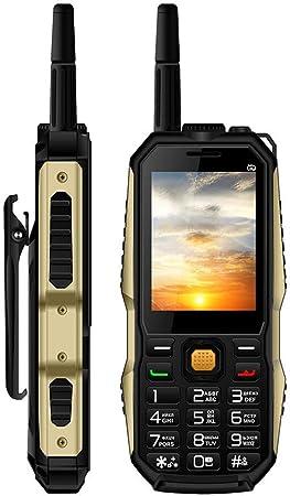 NSSZ Tres Anti de Militares Antiguos Mannesmann Teléfono Móvil al Aire Libre Free TV TV Gran Capacidad batería Larga inactivo: Amazon.es: Electrónica