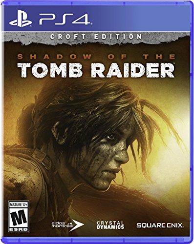 Shadow of the Tomb Raider - Digital Croft Edition - PS4 [Digital Code] by Square Enix