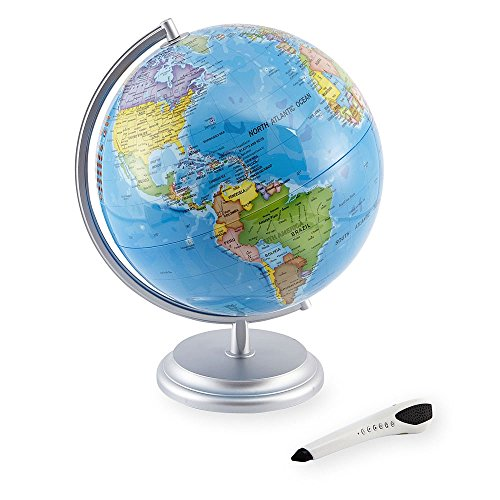Edu Science Interactive Globe with Smart Pen by Edu Science