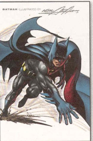 Batman Illustrated - Volume 1 (Batman Illustrated by Neal Adams) ()