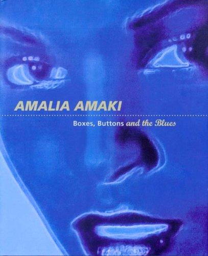 Amalia Amaki: Boxes, Buttons, And the Blues