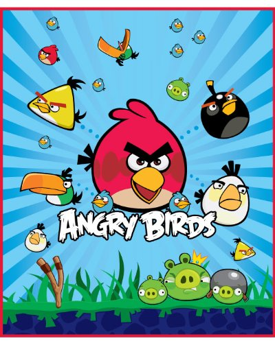 Angry Birds Blankets And Pillows Tktb