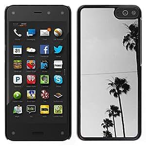 Stuss Case / Funda Carcasa protectora - Los árboles Fila Sky View Road la calle; - Amazon Fire Phone