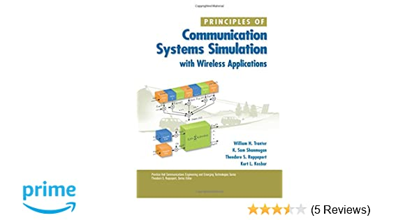Principles of Communication Systems Simulation with Wireless
