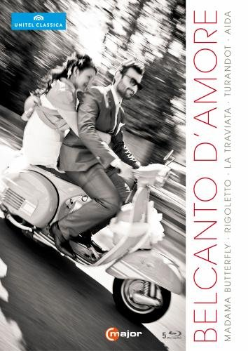 Belcanto Amore Italian Operas (5PC)