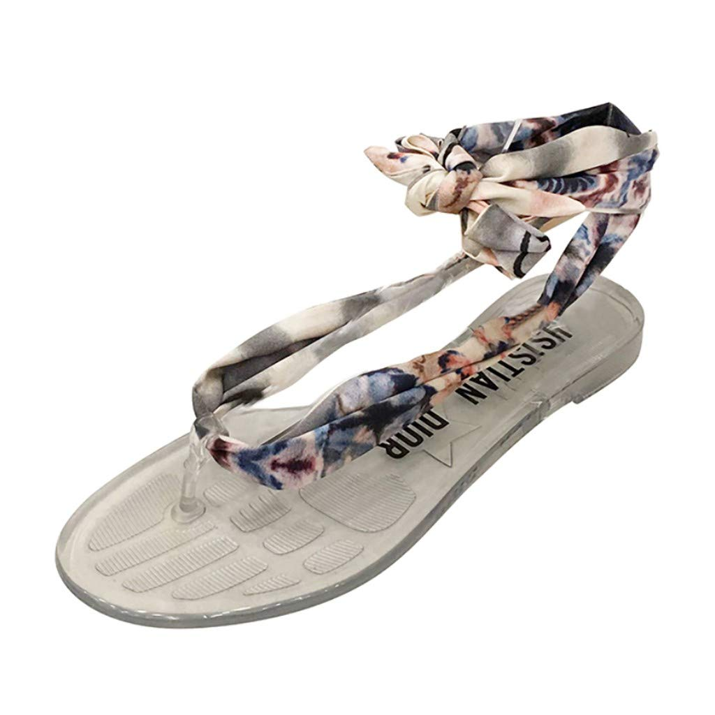 Fastbot Women's Summer Sandals Open Toe Casual Comfort Fashion Outdoor Flat Bottom with Hollow Beach Purple
