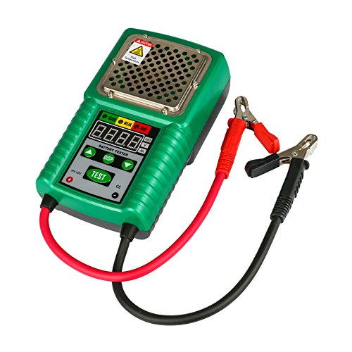 Automotive Battery Tester 6V / 12V Traction,Power Starting Battery Tester, Charge System Test 3 in 1 Digital Battery Analyzer Automotive Battery Load Tester for UPS,Solar Energy,Marine Battery by Mrcartool (Image #2)