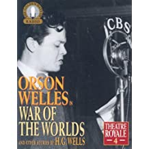 """Theatre Royale: H.G.Wells' """"War of the Worlds"""" and Other Stories v.4"""
