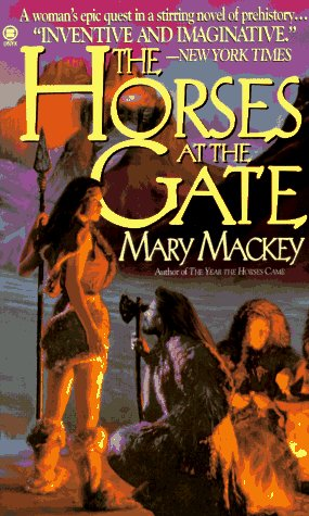 The Horses at the Gate (Onyx Horse)