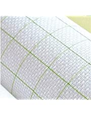 Color Choose Aida 11ct /14ct White with Grid Cross Stitch Fabric Canvas DIY Handmade Needlework Sewing Craft Supplies