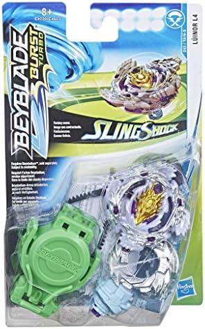 Amazon.es: Hasbro- Beyblade Pack PEONZA Starter, (E4603EU4)