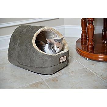 Amazon.com : Armarkat Laurel Green Cat Bed Size, 18-Inch