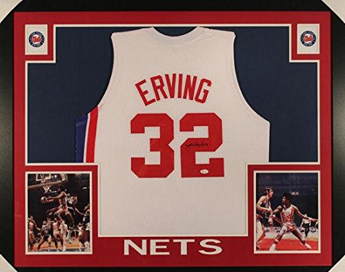new style c3001 2a93e Julius erving autograph jersey ☆ BEST VALUE ☆ Top Picks ...