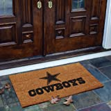 Dallas Cowboys Flocked Door Mat Picture