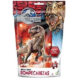 Novelty Rompecabezas Jurassic World en Bolsa Foil