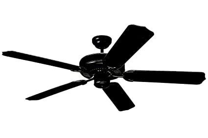 Monte carlo 5wf52bk weatherford 52 outdoor ceiling fan matte monte carlo 5wf52bk weatherford52quot outdoor ceiling fan matte black aloadofball Choice Image