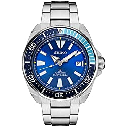 "BRAND NEW Seiko Men's Prospex Automatic Samurai ""BLUE LAGOON"" Limited Edition Watch SRPB09"