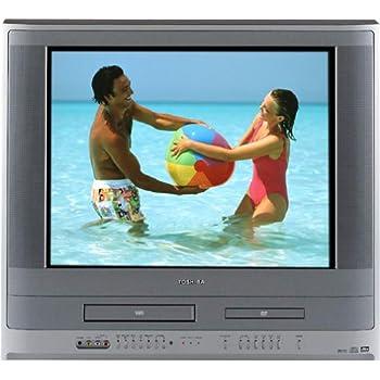 Amazon Com Toshiba Mw20fp1 20 Inch Tv Dvd Vcr Combo