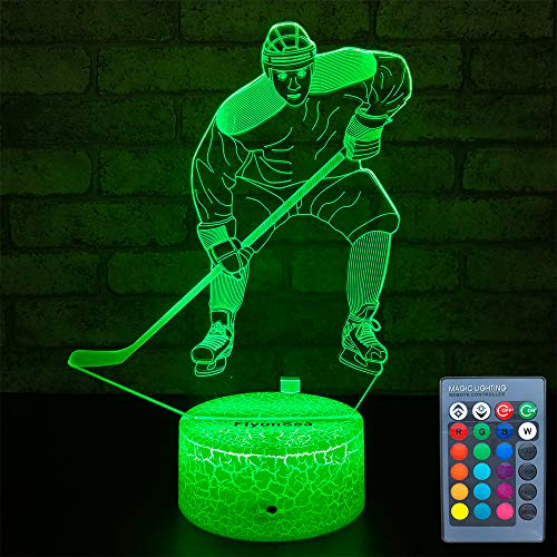 FlyonSea Kids Baseball Gifts,Toy Baseball Light 16 Color Changing Kids Night Light with Touch and Remote Control, Baby Baseball Decor Lamp Birthday Gifts for Kids Boys Baby