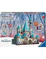 Ravensburger 11156 - Frozen 2 Schloss - 216 Teile 3D Puzzle